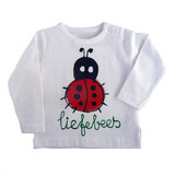 T-shirt Liefebees_