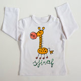 T-shirt Sjiraf_