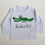 T-shirt krokodil_