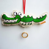 Muziekdoos Krokodil_