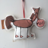 Muziekdoos Paard_