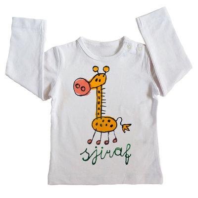 T-shirt Sjiraf