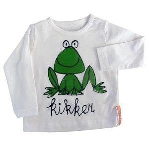 T-shirt Kikker