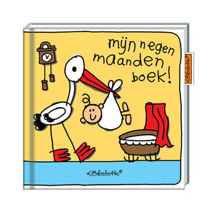 Mijn negen maandenboek